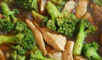 Spicy Chicken Broccoli Stir-Fry Recipe