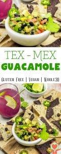 Tex-Mex Guacamole