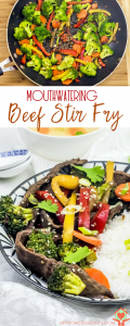 Beef Stir Fry Dinner Recipe