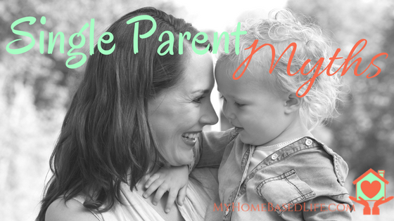Myths Of Being a Single Parent