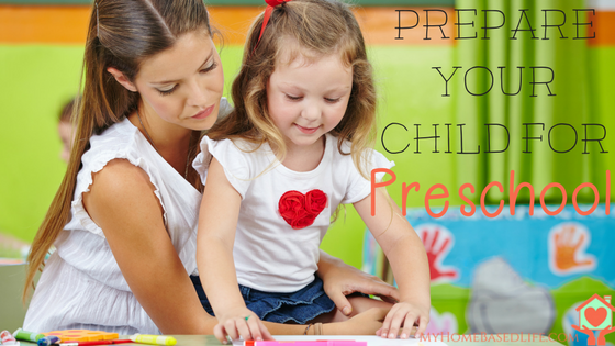 Preparing Your Child for Preschool: How You Can Help