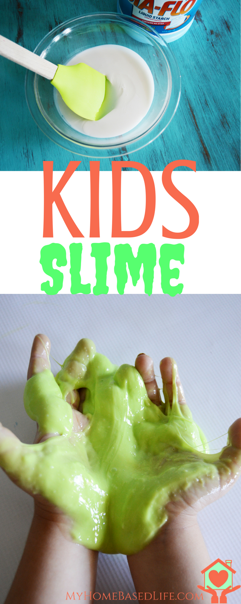 Hours of kids activity fun with this Kids Slime!