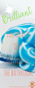 Toothpaste Cleaning Hacks