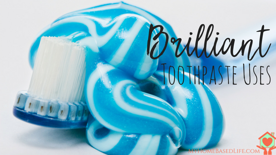 Cleaning Toothpaste Hacks