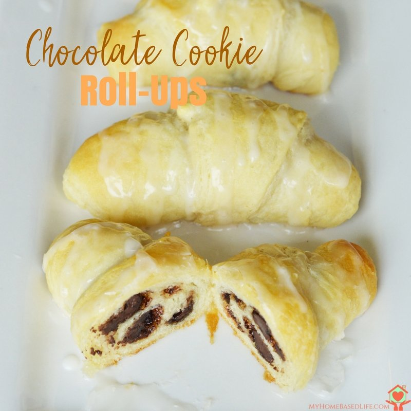 Chocolate Cookie Roll Ups An Easy Dessert That Will Melt