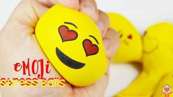 stress ball emoji