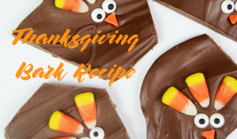 Thanksgiving Bark Recipe