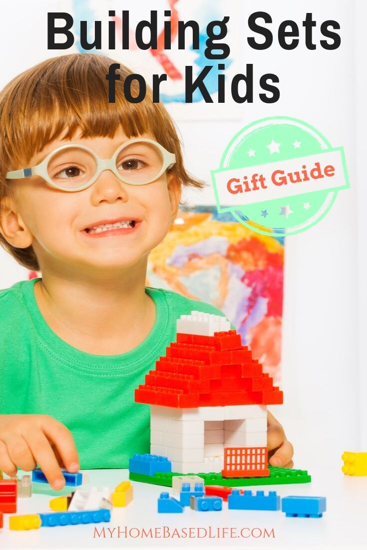 Don't struggle over what to buy for that little one who loves to build, check out my Building Sets for Kids Gift Guide and watch their creative minds work. #giftguide #lego #knex #melissaanddoug #myhomebasedlife #holidaygiftguide | Building Sets for Kids Gift Guide | Kid's Gift Guide | Kid's Christmas Gifts | Christmas Gift Ideas | Legos | Lego Gift Ideas | Knex Gift Ideas | #christmasgiftguide #christmasgiftideas