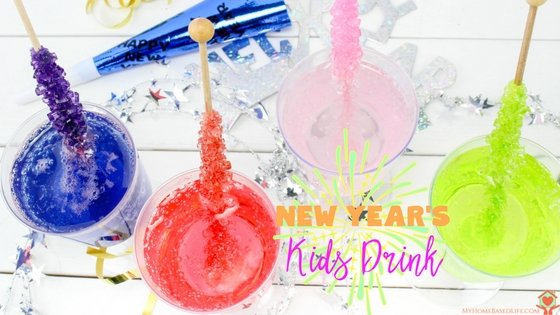 New Year's Kids Drink