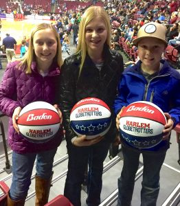 Save 25% on Harlem Globetrotters Tickets – Family Fun Night!