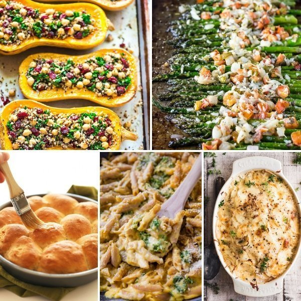 Some of the best and most popular Christmas Side Dishes are right here! Over 100 recipes to make your holiday meal top notch this year. #Christmas #sidedish #recipe #myhomebasedlife | Christmas Side Dishes | Christmas | Side Dish Recipes | Christmas Dinner |