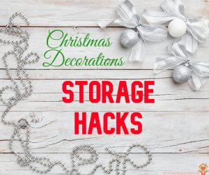 35 Christmas Storage Hacks