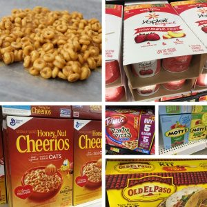 Box Tops For Education + No-Bake Cereal Bars Recipe