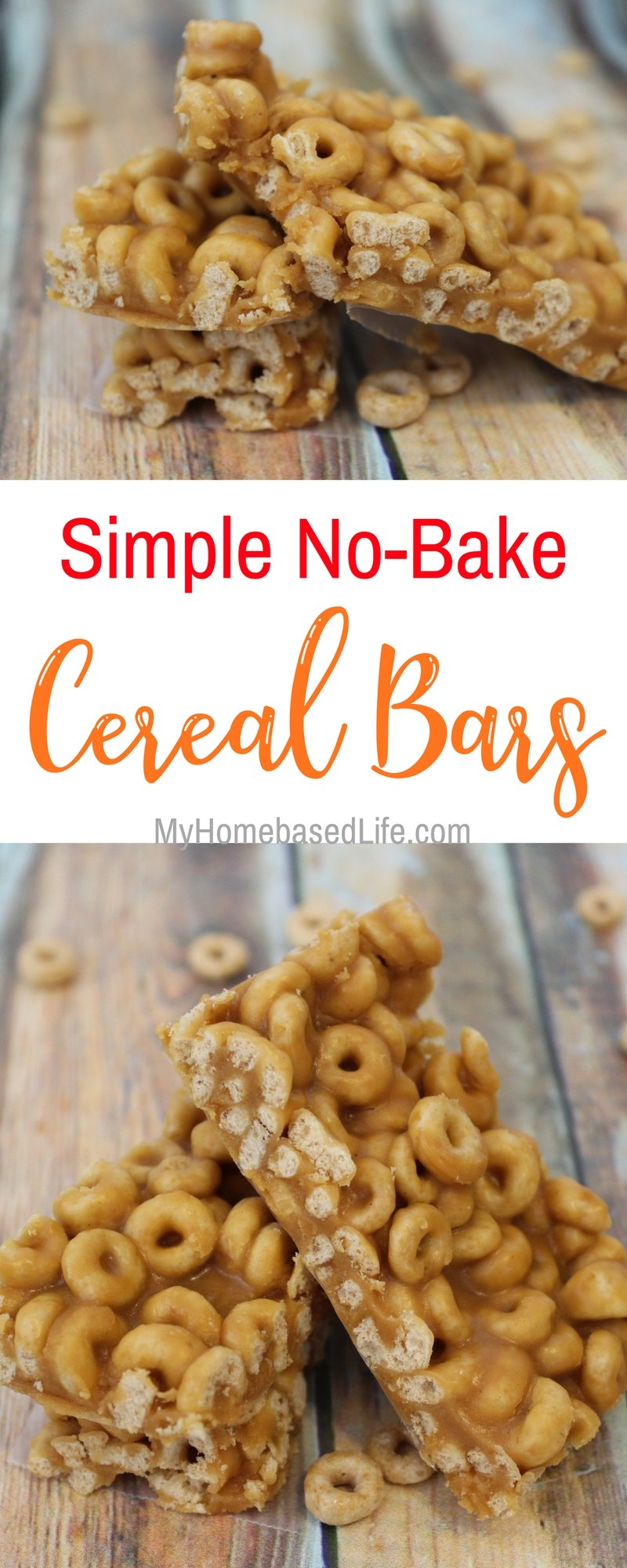 Box Tops For Education + No-Bake Cereal Bars Recipe
