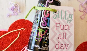 Silly Fun Classroom Valentines + Printable Tags
