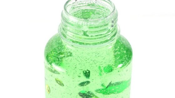 St. Patrick's Day Calming Bottle for Kids (2)