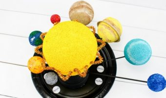 Solar System Planet Model for Kids – Galaxy Unit