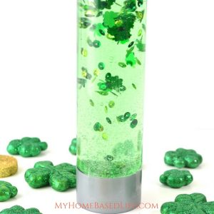 St. Patrick's Day Calming Bottle