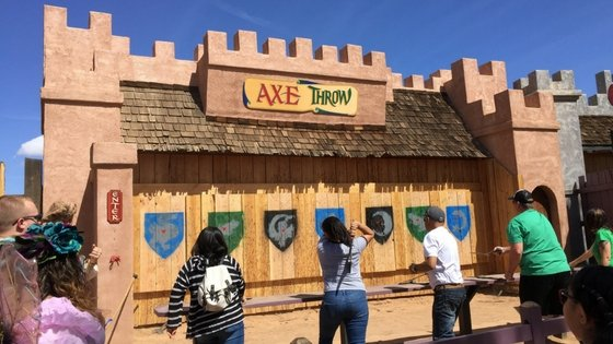 My First EVER Renaissance Festival Experience