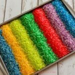 How To Make Colored Rice