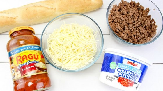 Cheesy Lasagna Dip Recipe