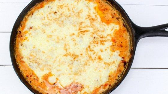Cheesy Lasagna Dip Recipe
