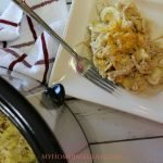 Crockpot Chicken Tortellini Alfredo Recipe