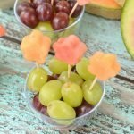 Flower Garden Fruit Cup Snacks