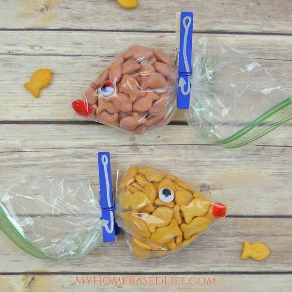Goldfish Snacks for Kids