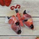 Ladybug Snacks