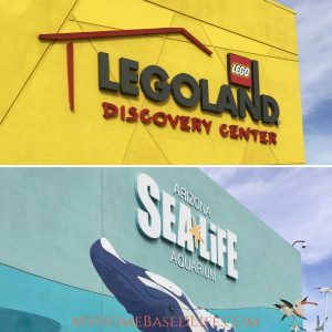 Legoland Discovery Center & Sea Life Aquarium