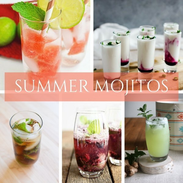 Summer Mojito recipes