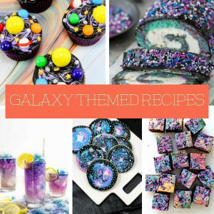 25 Galaxy Themed Recipes