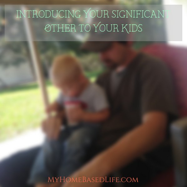 Introducing your significant other to your kids doesn't have to be awkward and painful. Use these 2 tips to make the meet go without a hitch. #blendedfamilies #meetingthekids #parenting | Blended Families | Meeting the Kids | Parenting | Co Parenting