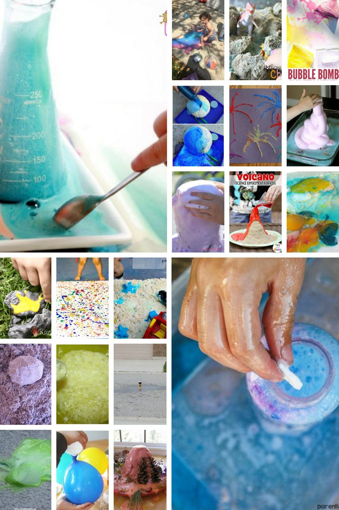 If you have never done any exploding science experiments, you're in for a treat.Give these 20+ Science Experiments a try today. #science #experiments #explodingscience #kidsactivity #myhomebasedlife | Science Experiments | Exploding Science Experiments |STEM Activity | Educational Kids Activities |