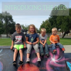 Having the kids meet is the final step in making sure that your families are going to do well. Blended Families - Introducing the Kids is a big step. #blendedfamilies #introducingthekids #parenting | Blended Families | Parenting | Co Parenting