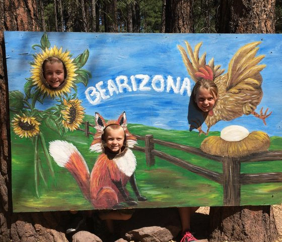Take your family on an adventure they won't soon forget. Visit Bearizona, in Arizona and listen to all the 'oooh's' and 'aww's' that come with it. #bearizona #arizona #azfamily #visitarizona #myhomebasedlife | Bearizona | Arizona Travel | Bucket List | Visiting Arizona | Things to do in Arizona