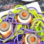 Spaghetti and Eyeballs Recipe