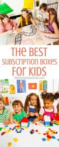Are your kids bored with everything? It's time to look into the best subscription boxes for kids! These boxes will make life e more interesting and fun! #subscriptionboxesforkids #subscriptionboxes #myhomebasedlife #giftidea #giftguide | Holiday Gift Guide | Birthday Gift Ideas for Kids | Gifts that keep on giving | Subscription Boxes for Kids