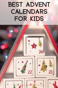 These Advent calendars put my old ones from my childhood to shame but they are also pretty amazing... and on sale! Grab them before they sell out. #adventcalendars #christmas #chrismtas tradition #myhomebasedlife | Christmas | Advent | Advent Calendars | Advent Calendars for Kids
