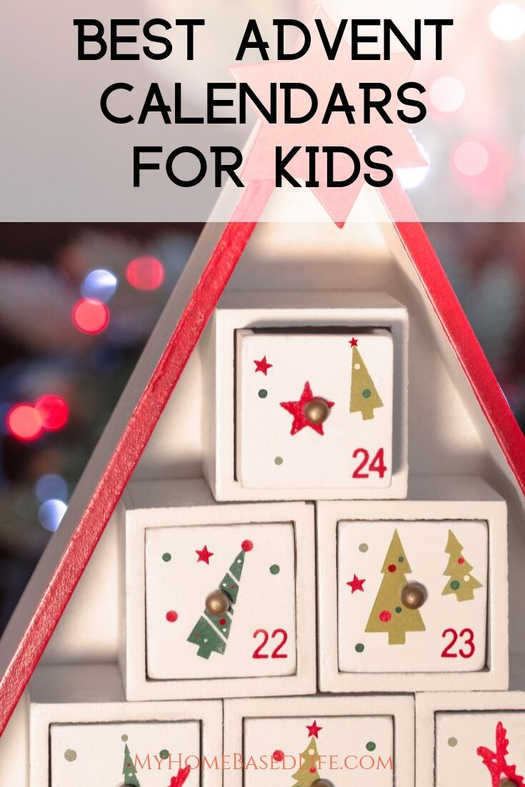 These Advent calendars put my old ones from my childhood to shame but they are also pretty amazing... and on sale! Grab them before they sell out. #adventcalendars #christmas #chrismtas tradition #myhomebasedlife   Christmas   Advent   Advent Calendars   Advent Calendars for Kids
