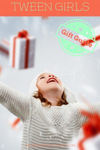 From items they can wear to things they can do on their own or with friends, this tween girls gift guide has it all. Start shopping today! #tweengirls #giftguide #holidaygiftguide #myhomebasedlife | Holiday Gift Guide | Tween Girls Gift Ideas | Tween Girls Gift Guides |