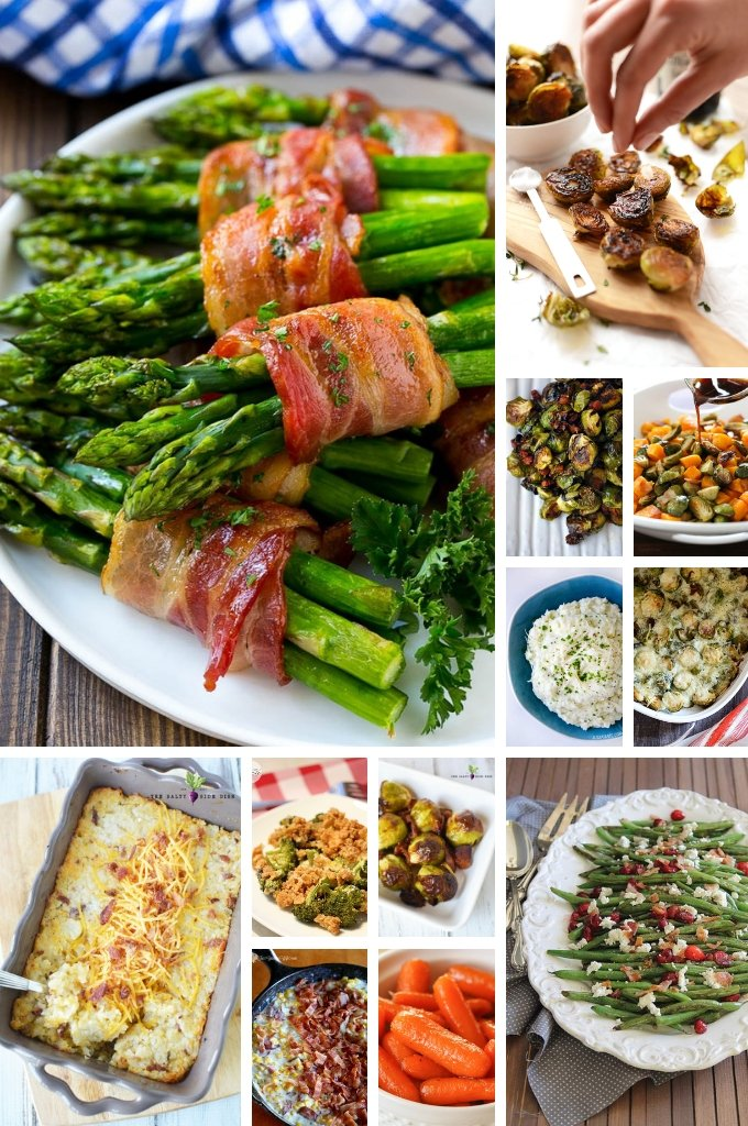 This year plan ahead and get yourThanksgiving Side Dishes ready in advance. This is the ultimate Thanksgiving Side Dishes recipe list. #thanksgiving #sidedishes #myhomebasedlife #recipes | Thanksgiving Recipes | Thanksgiving Side Dish Recipes | Side Dish Recipes | Easy Side Recipes |