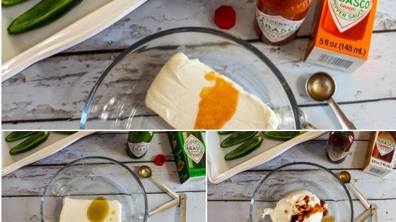 We made these delicious Kickin'Bacon Wrapped Jalapeno Poppers recently and took them up a notch withTABASCO®. Under 30 minute recipe. @TABASCO #ad #myhomebasedlife #appetizer #homegating #jalapenopoppers | Homegating Ideas | Appetizer Recipes | Jalapeno Poppers Recipes | Grab N Go Food Ideas