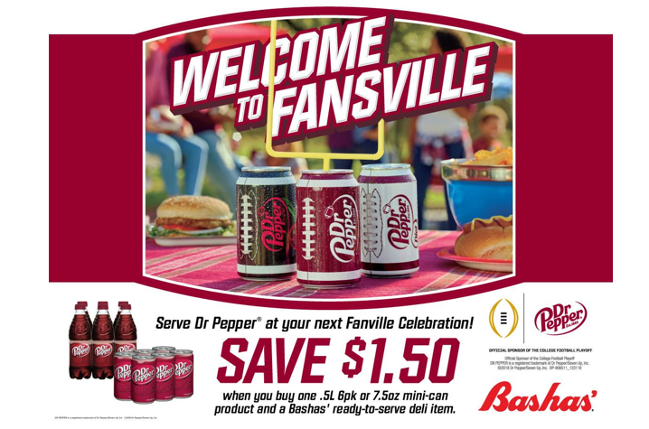 Enjoy the football game and all the tailgating perks from the comfort of your own home. Make an amazing Grab N Go Homegating Table for your next game day.. @bashas @drpepper #homegating #football #myhomebasedlife #ad   Homegating Ideas   Homegating Food ideas   Grab N Go Food Table   Football Food Ideas  