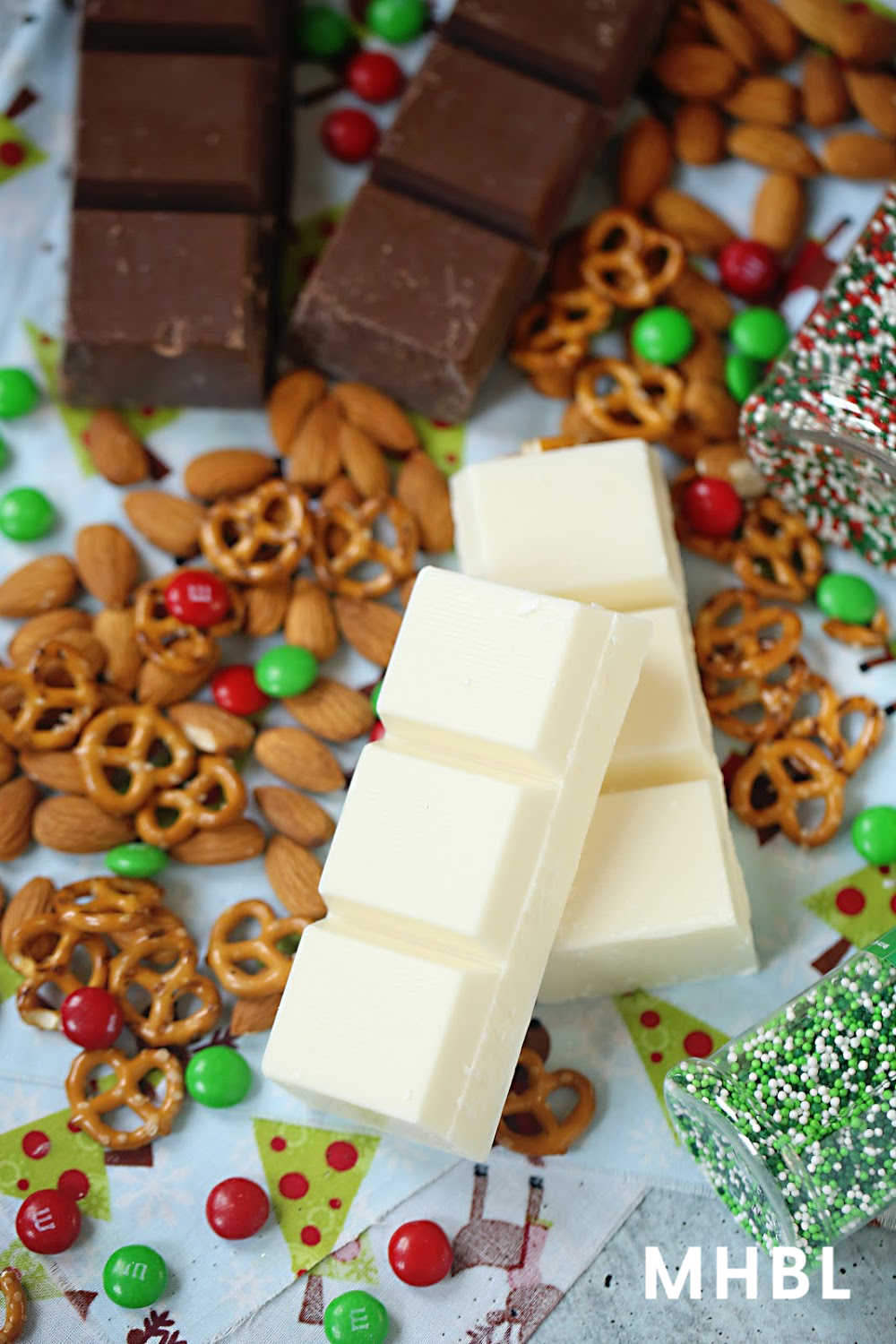 Christmas bark ingredients