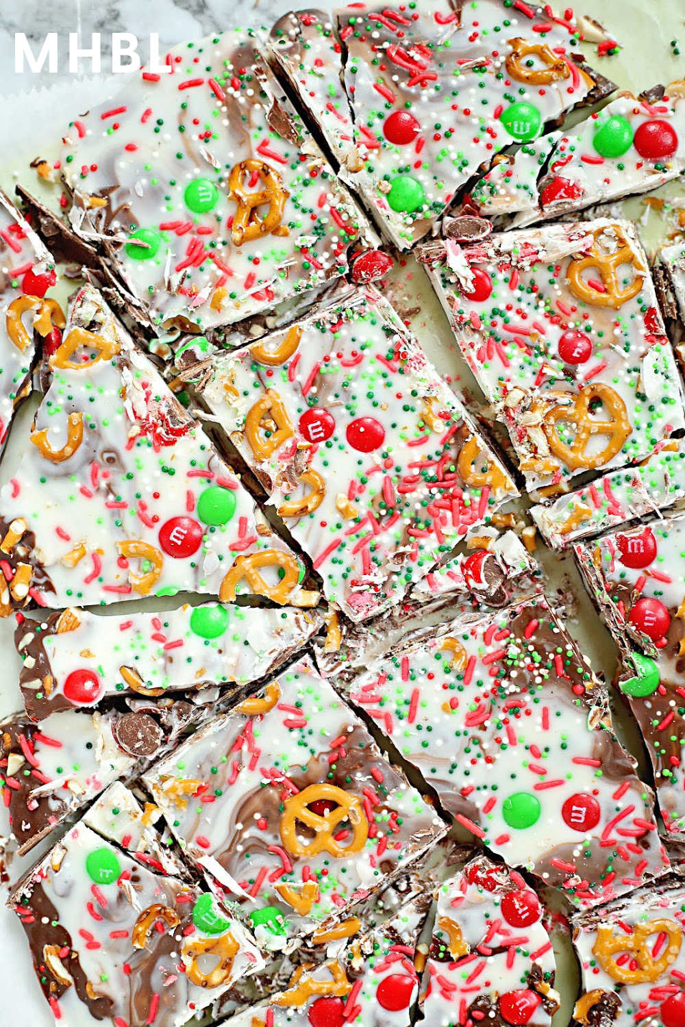 Christmas bark recipe