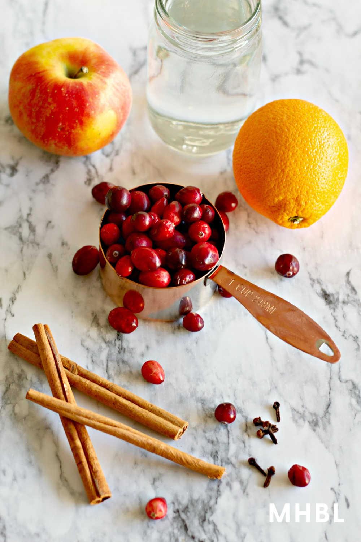 winter stovetop potpurri recipe
