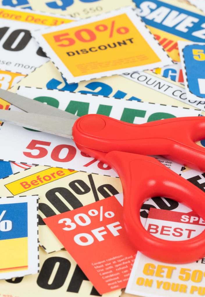 coupon tips for busy moms