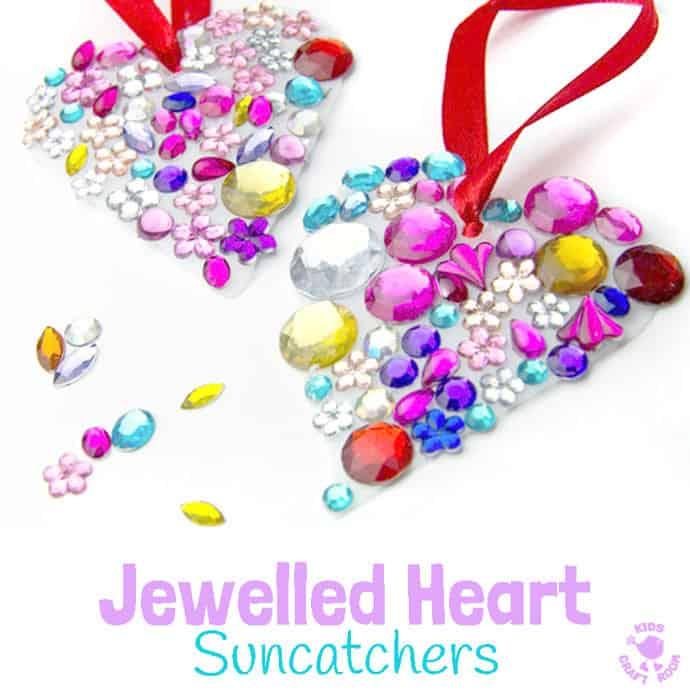 heart sun catchers